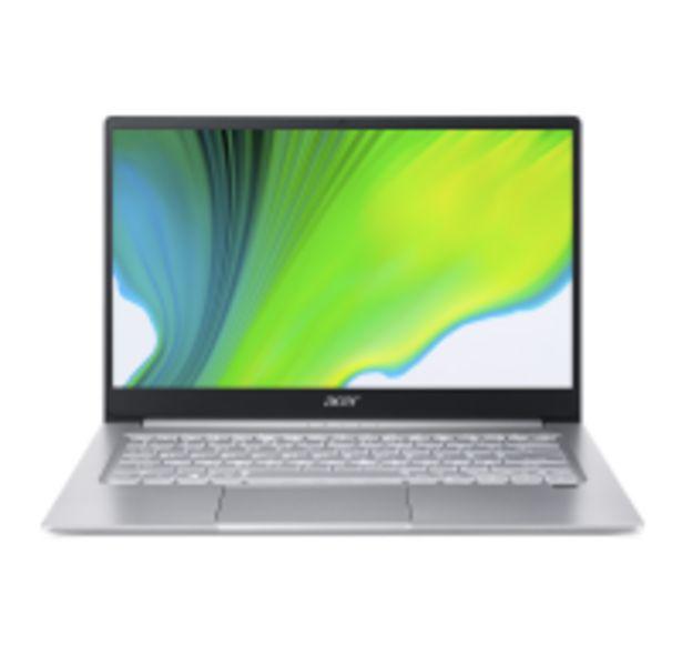 Oferta de Acer Swift 3 Portátil Ultrafino | SF314-59 | Plata por 899€