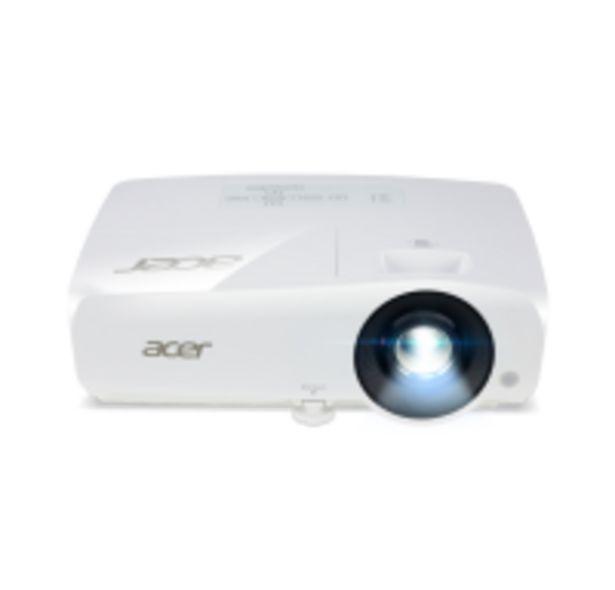 Oferta de Acer Proyector | P1560BTi | Blanco por 799,9€