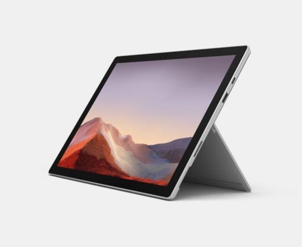 Oferta de Surface Pro 7 por 719,2€