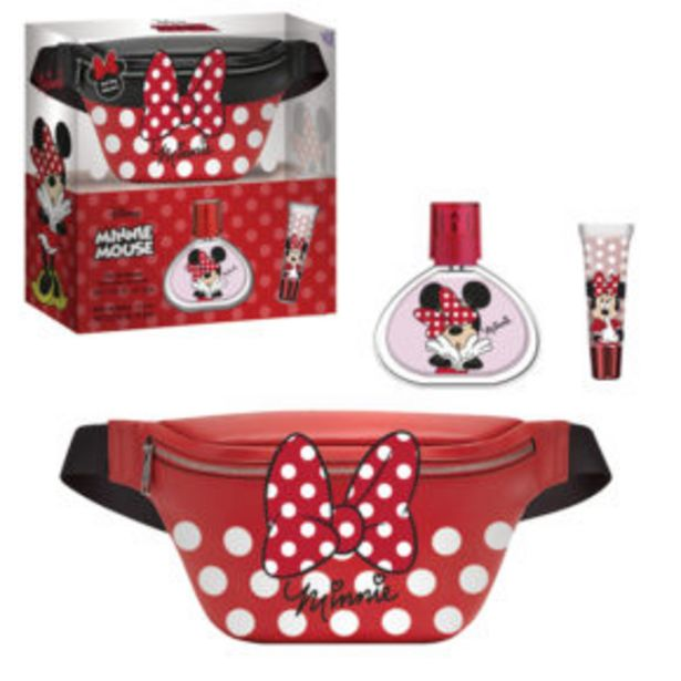 Oferta de Minnie Mouse Riñonera Edt. 50 ml + ... por 20,95€