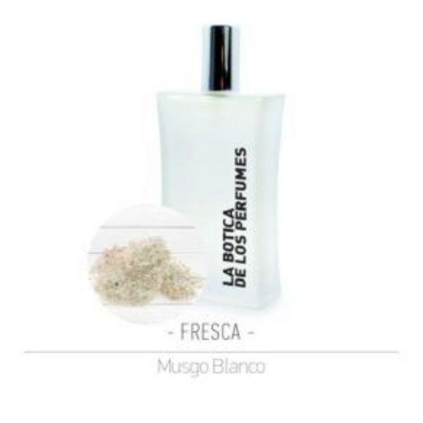 Oferta de Colonia Fresca Musgo Blanco 100 ml por 8,5€