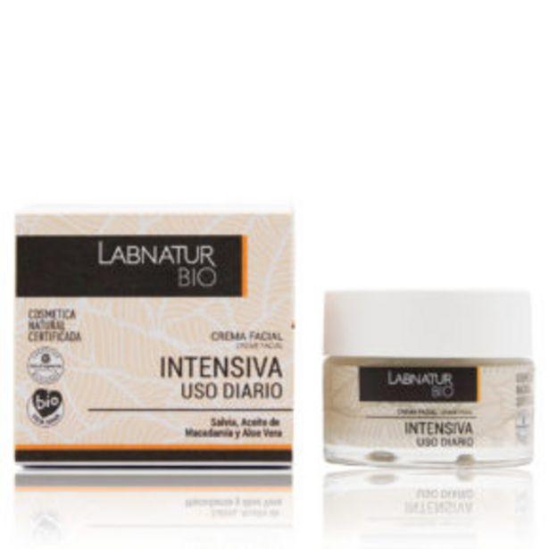 Oferta de Bio Crema Facial Uso Diario Labnatu... por 15€