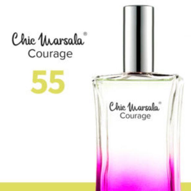 Oferta de Perfume Mujer Chic Marsala Courage ... por 6€