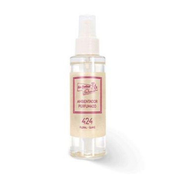 Oferta de Ambientador Pulverizador Perfume 424 por 3,95€