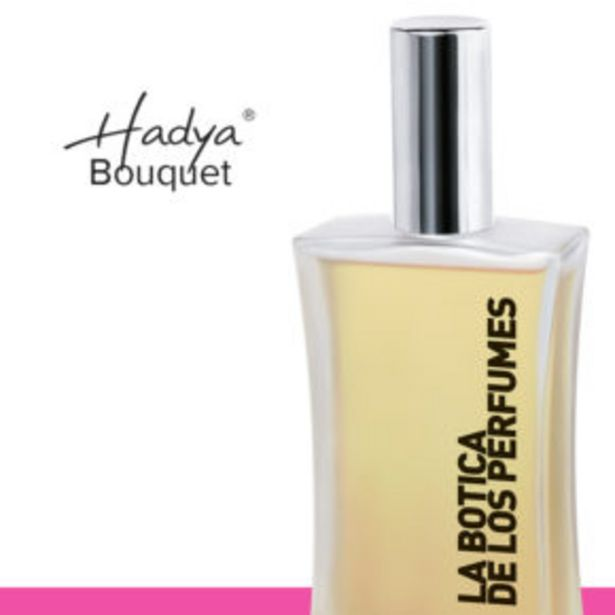 Oferta de Perfume Mujer Hadya Bouquet 100 ml por 10,39€