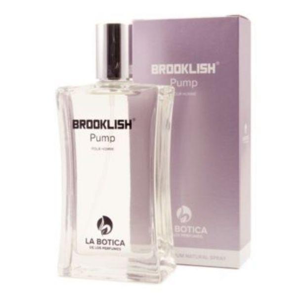 Oferta de Perfume Hombre Brooklish Pump por 4€