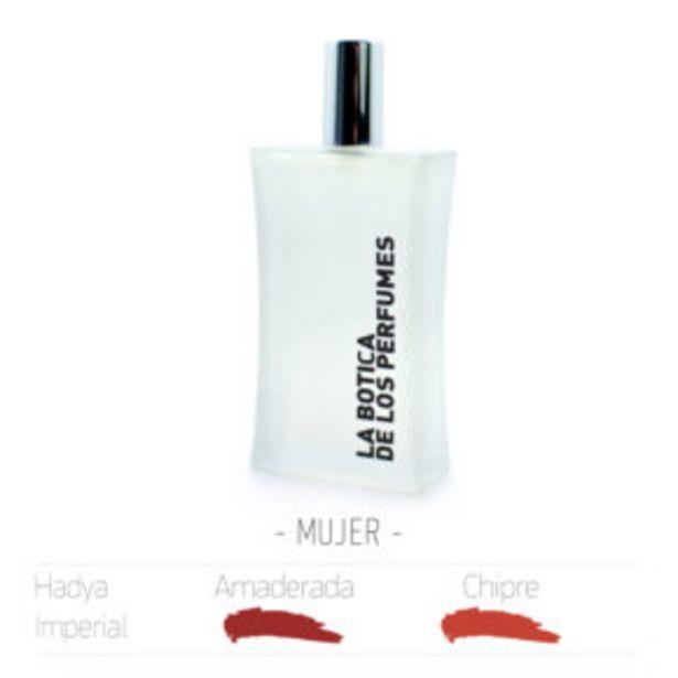 Oferta de Perfume Mujer Hadya Imperial 100 ml por 8,3€