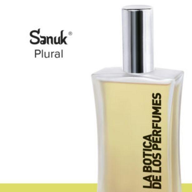 Oferta de Perfume Unisex Sanuk Plural 100 ml por 13,85€