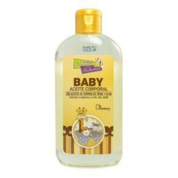 Oferta de Aceite Corporal Baby 220ml por 5,9€