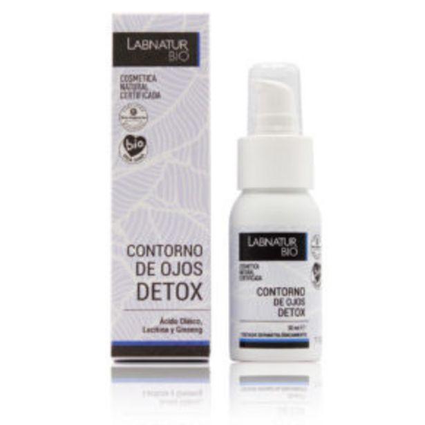 Oferta de Bio Contorno de Ojos Detox Labnatur... por 15€