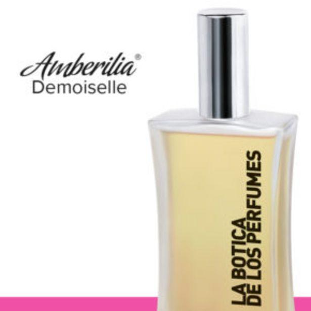 Oferta de Perfume Mujer Amberilia Demoiselle ... por 8,3€