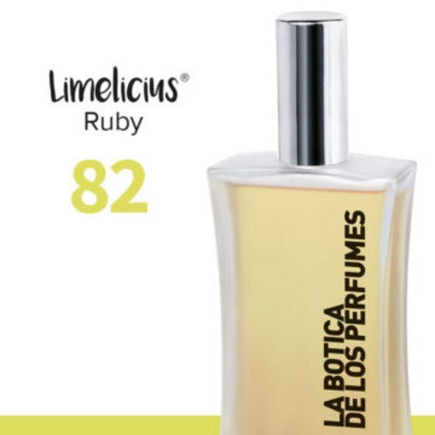 Oferta de Perfume Mujer Limelicius Ruby 100 m... por 13,85€