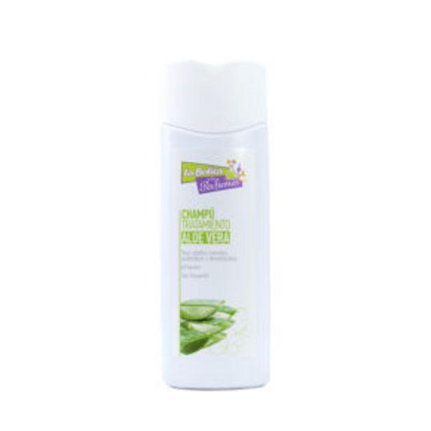 Oferta de Champú Tratamiento Aloe Vera 250 ml por 1,97€