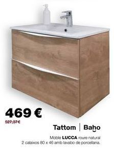 Oferta de Muebles de baño por 469€