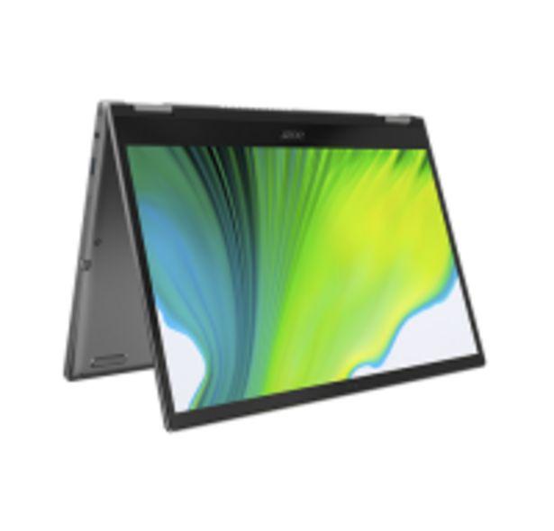Oferta de Acer Spin 3 Portátil convertible | SP313-51N | Plata por 899€