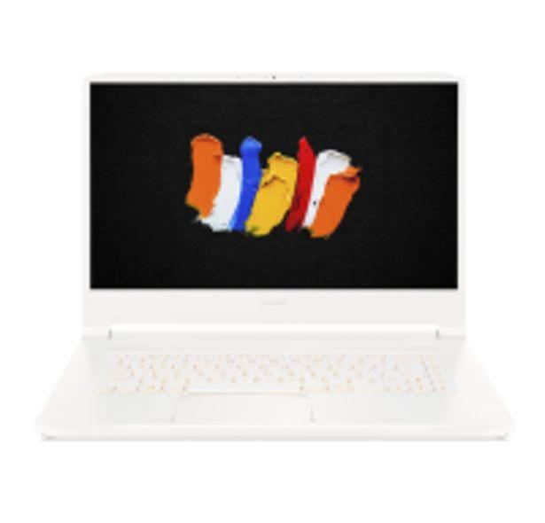 Oferta de ConceptD 7 Portátil | CN715-72G | Blanco por 2499€