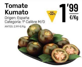 Oferta de Tomates Kumato por 1,99€