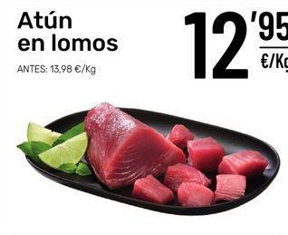 Oferta de Lomo de atún por 12,95€