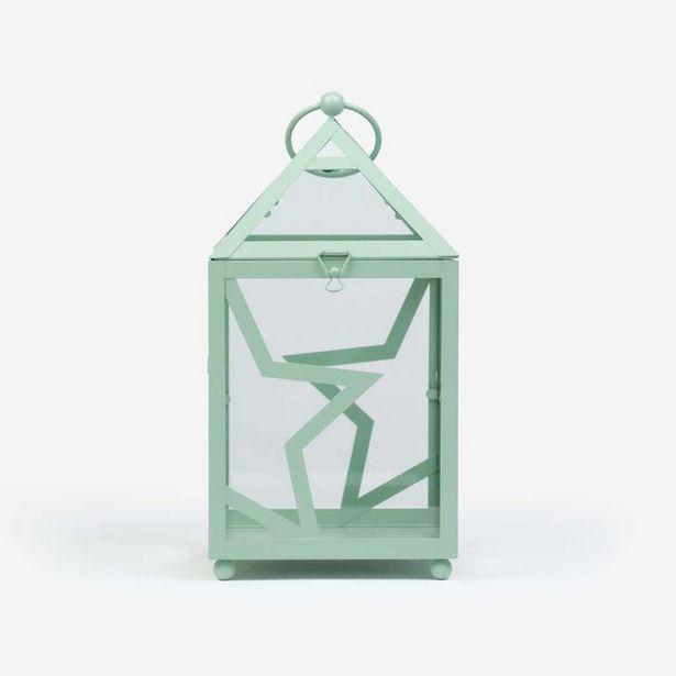Oferta de Farolillo Estrella Verde 30 cm por 9,99€