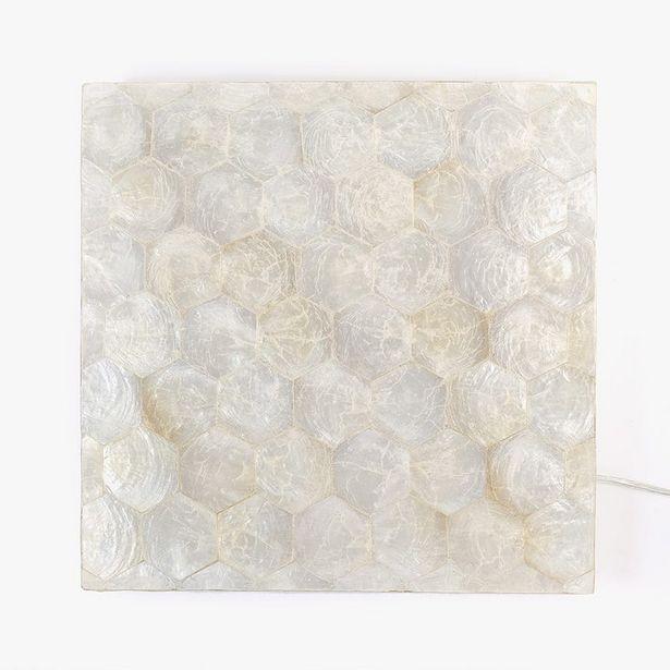 Oferta de Aplique de pared Conchas LED por 59,99€