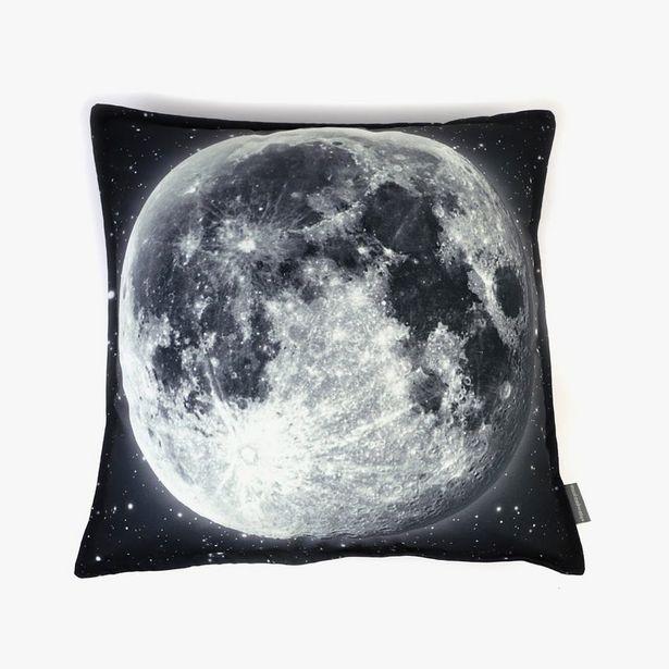 Oferta de Funda Cojín MoonAge 50x50 cm por 6,99€