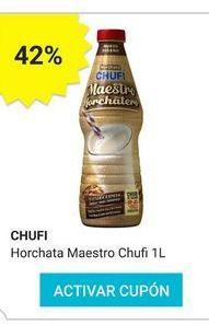 Oferta de Bebidas Chufi por