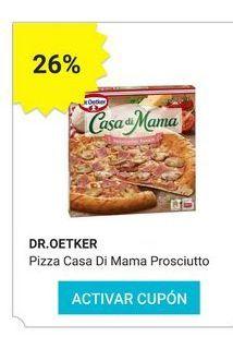 Oferta de Pizza Dr Oetker por