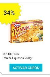 Oferta de Queso Dr Oetker por