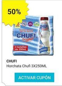 Oferta de Horchata Chufi por