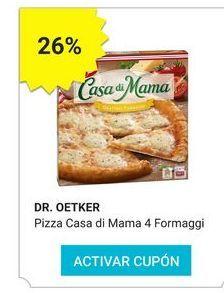 Oferta de Pizza fresca Dr Oetker por