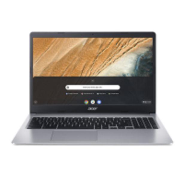 Oferta de Acer Chromebook 315   CB315-3H   Plata por 349€