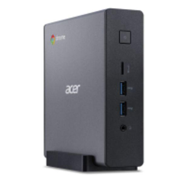 Oferta de Acer Chromebox Ordenador de sobremesa   CXI4   Negro por 329€