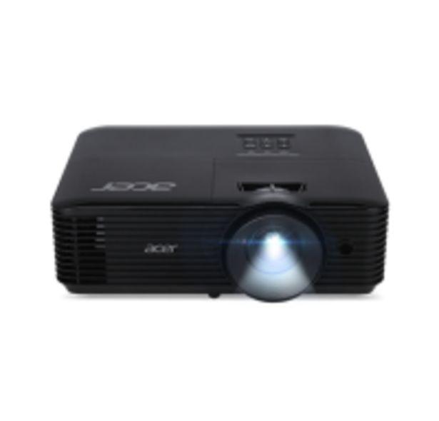 Oferta de Acer Proyector | X1326AWH | Negro por 499,9€