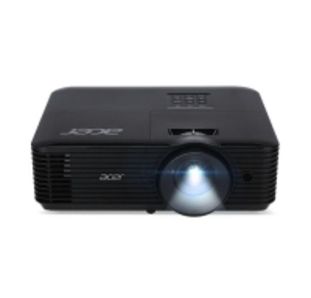 Oferta de Acer Proyector | X1227i | Negro por 399,9€