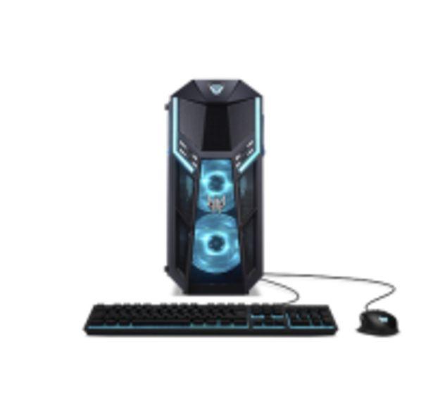 Oferta de Predator Orion 5000 Ordenador gaming de sobremesa | PO5-615s | Negro por 2499€