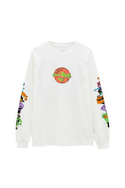 Oferta de Camiseta Space Jam personajes por 17,99€