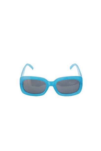 Oferta de Gafas sol azules por 9,99€
