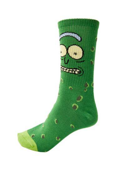 Oferta de Calcetines Rick & Morty verdes por 7,99€
