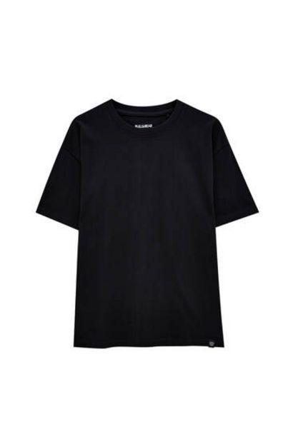 Oferta de Camiseta relaxed tejido premium por 9,99€