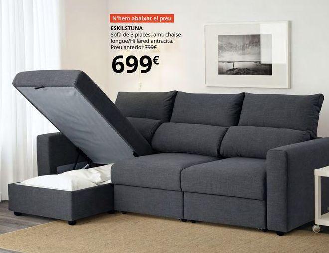 Oferta de Chaise longue por 699€