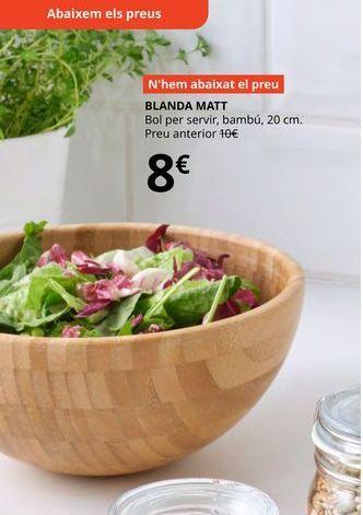 Oferta de Bol por 8€