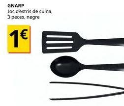 Oferta de Utensilios de cocina por 1€