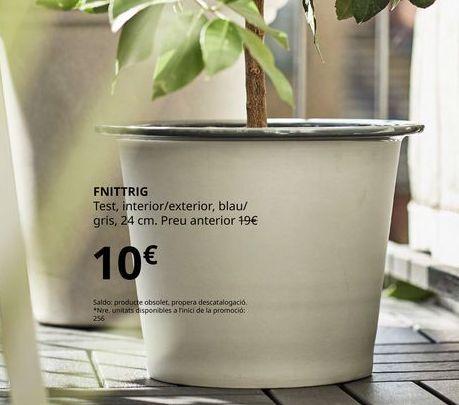 Oferta de Macetas por 10€