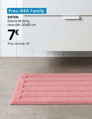 Oferta de Alfombra de baño por 7€