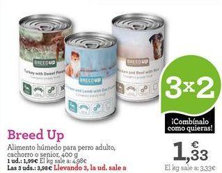 Oferta de Comida para perros por 1,99€