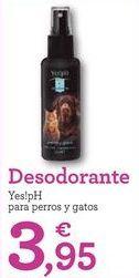 Oferta de Desodorante por 3,95€