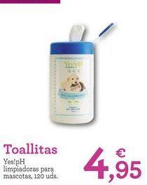 Oferta de Toallitas por 4,95€