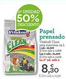 Oferta de Accesorios para animales Vitakraft por 16,59€
