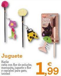 Oferta de Juguetes para gatos por 1,99€