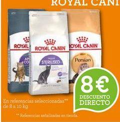 Oferta de Comida para gatos Royal Canin por